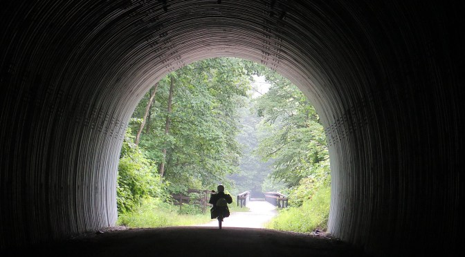 Rails-to-Trails Conservancy's Sojourn Biketour on Great Allegheny Passage Showcases Forgotten Towns