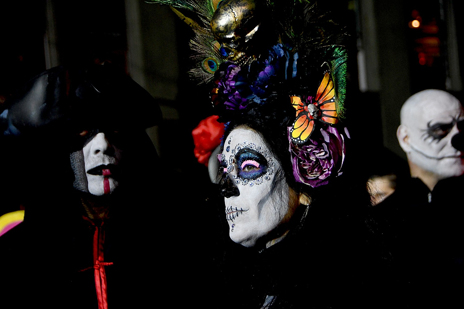 44th annual village halloween parade: 'cabinet of curiosities: an