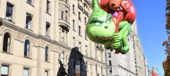 91st Annual Macy's Thanksgiving Parade Enchants Millions, Ushers in Holiday Season
