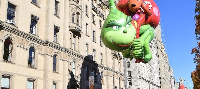 91st Annual Macy's Thanksgiving Parade Enchants Millions, Ushers in Holiday Season