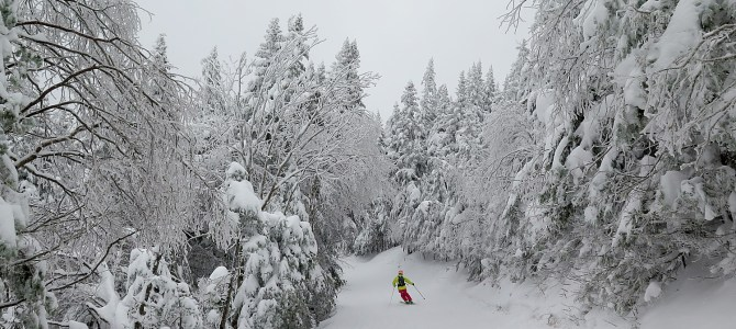 Killington, 'Beast of the East,' is Roaring into 2018 With Powder Snow