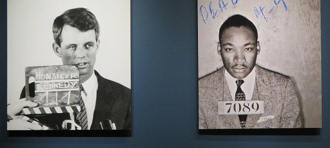 New-York Historical Society Examines 'Rebel Spirits: Robert F. Kennedy and Martin Luther King Jr.'