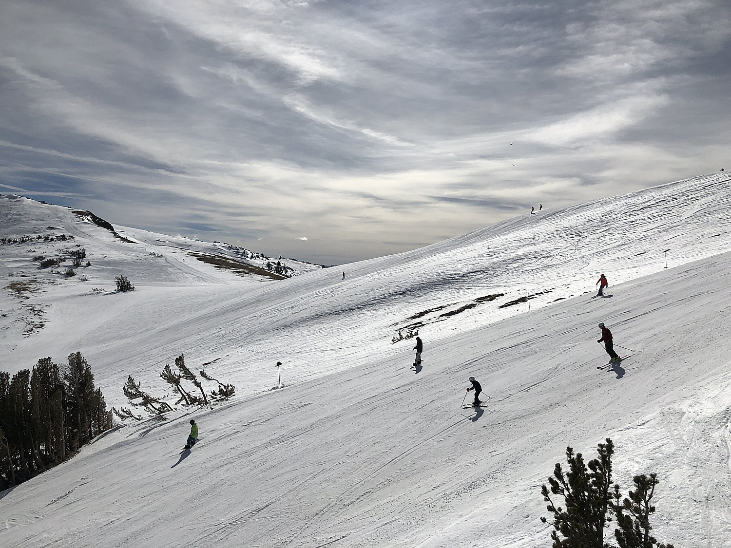 skiing kirkwood: it's all about the mountain – going places, far & near