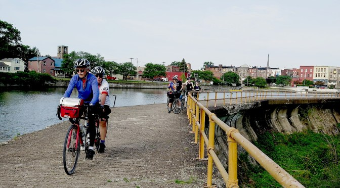 Cycle the Erie, Day 2-3: A Sequence of Charming Canaltowns, Pastoral Landscapes, Punctuated by City Birthed by 'Mother of Cities'