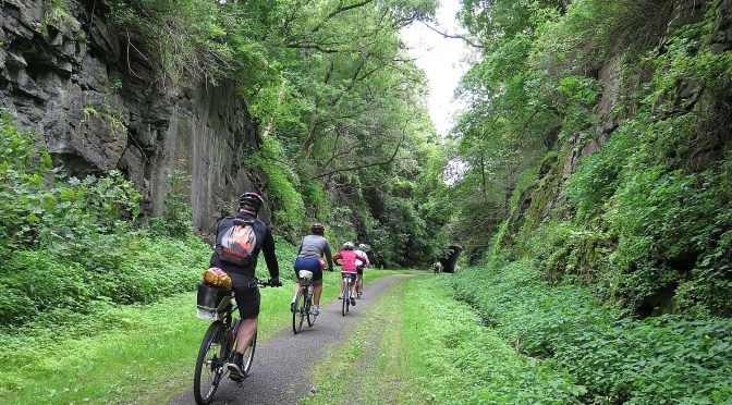 Cycle the Erie, Days 6-7: Erie Canal Spurs Rise of America as Global Industrial Power