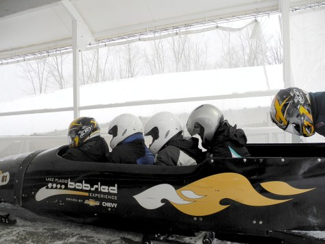 bb5959a198a0fe ... Placid is the only area in the Northeast where you can experience  bobsled