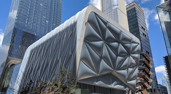 First Look at The Shed, NYC's Newest Iconic Cultural Center Bent on Using Art for Social Action, Public Good