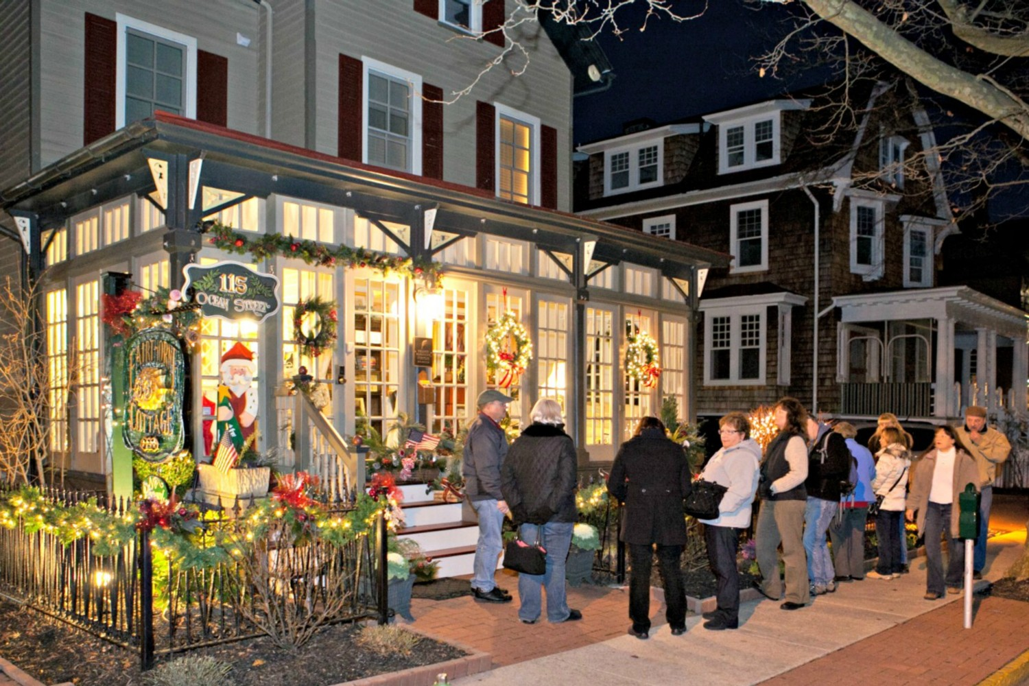 Best Holiday Illuminations In New Jersey