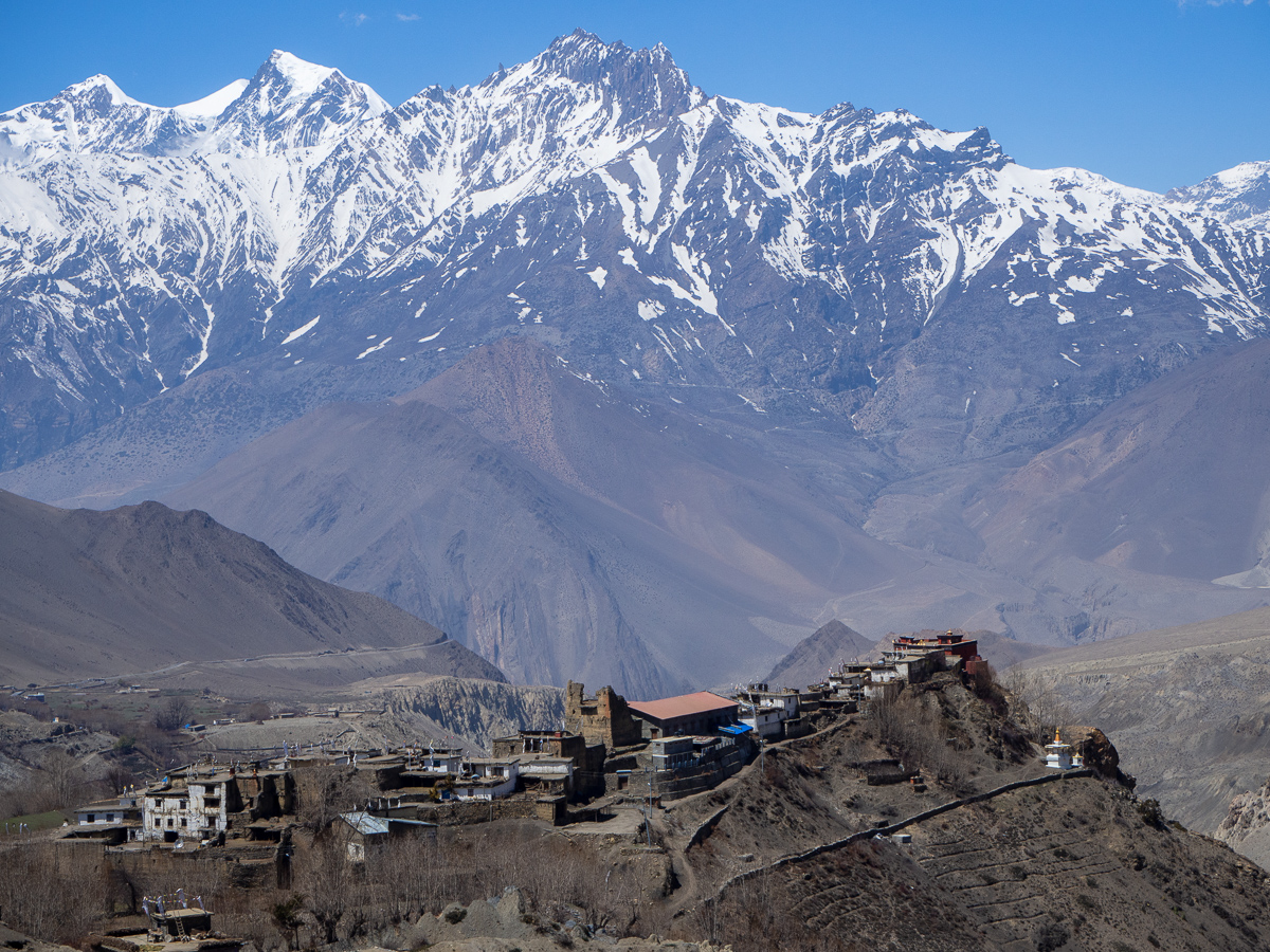 Jharkot village