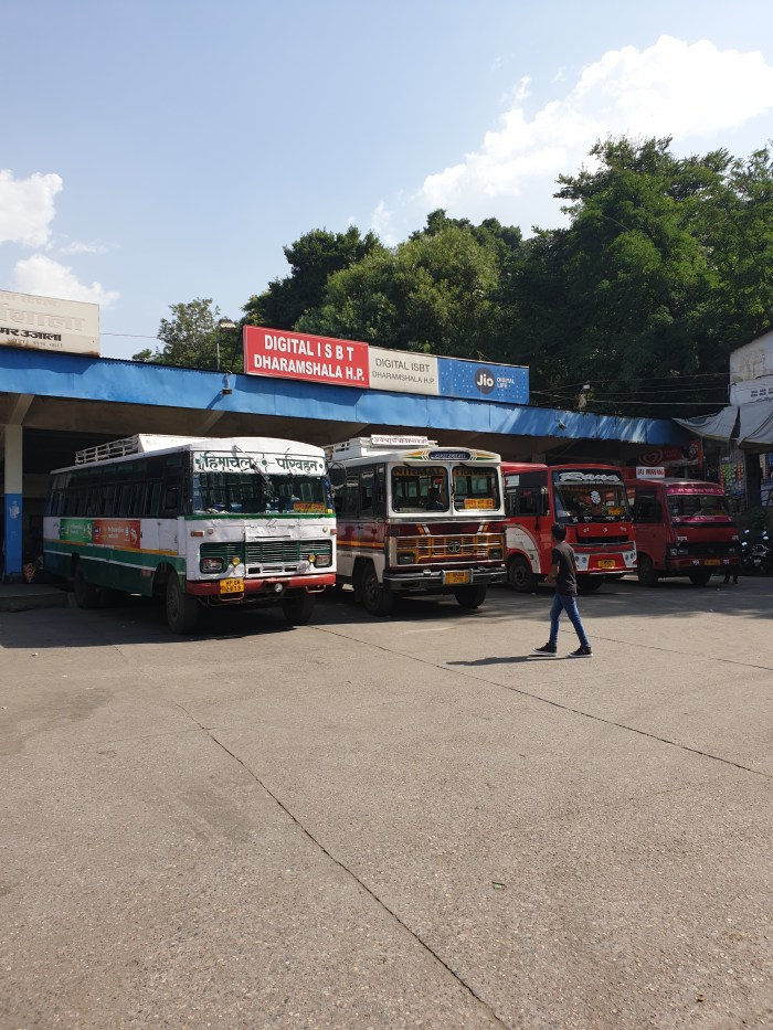 Jammu bus station