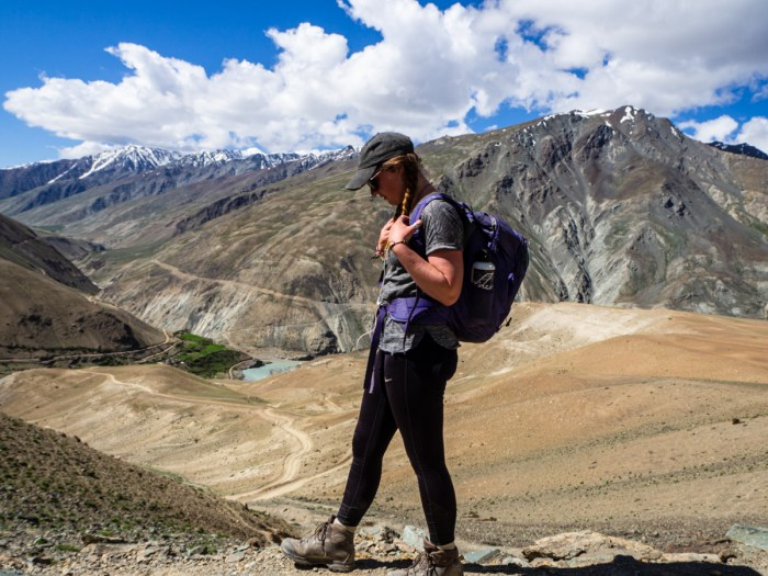 Hiking in Zanskar