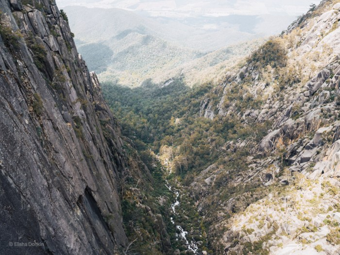North Wall Mt Buffalo