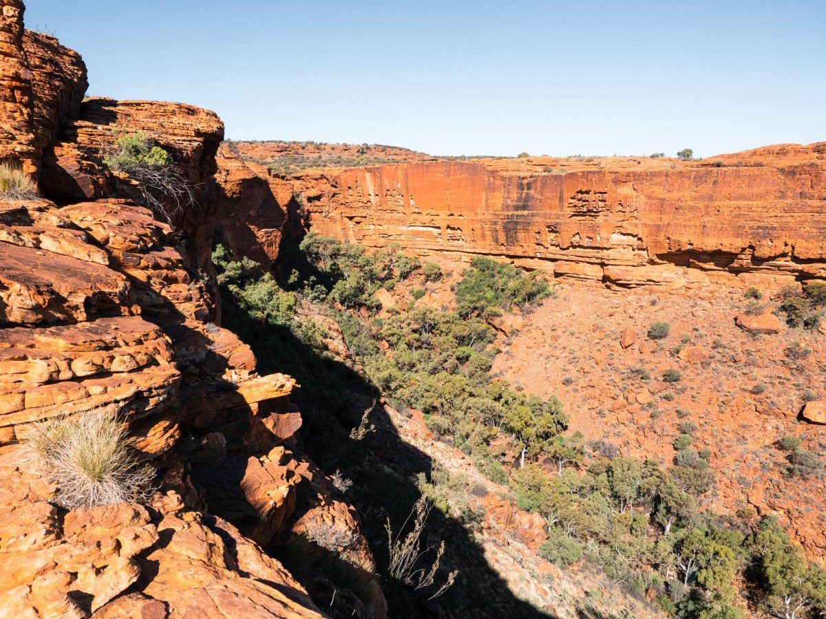 View from Kings Canyon Rim Walk