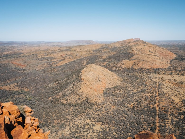 View from Turner's Lookout