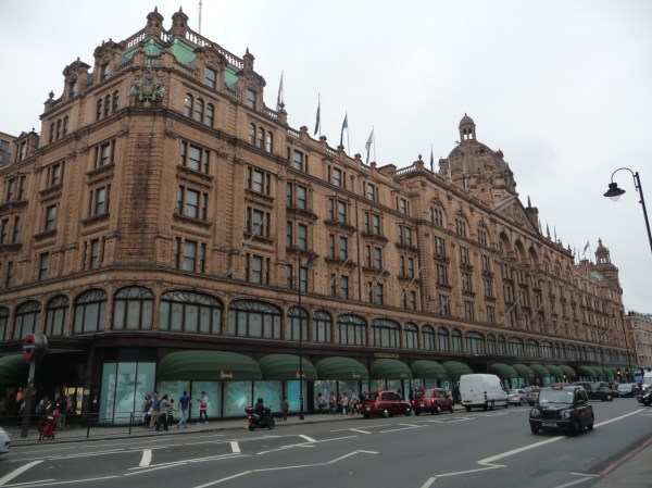 Afternoon Harrods