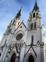St. John the Baptist Cathedral, Savannah