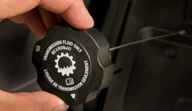 how Do I Check My Transmission Fluid Level