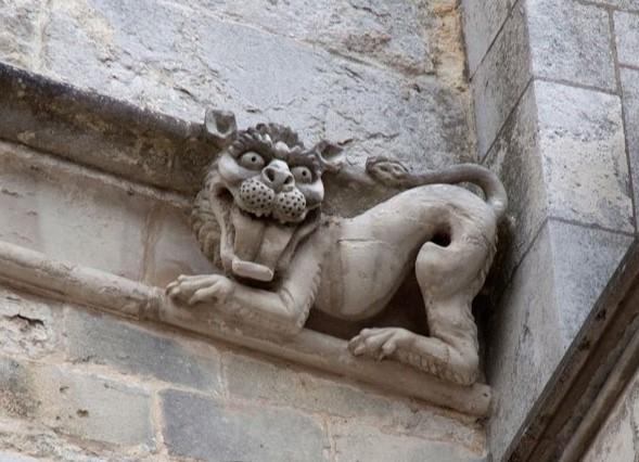 Definition And Beginning Of Gargoyles Also Grotesques