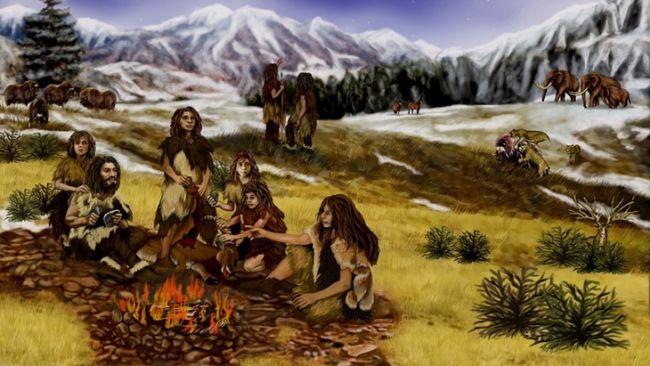 Ciri – Ciri Zaman Neozoikum