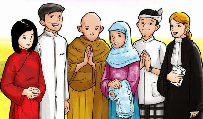 sistem religi kebudayaan