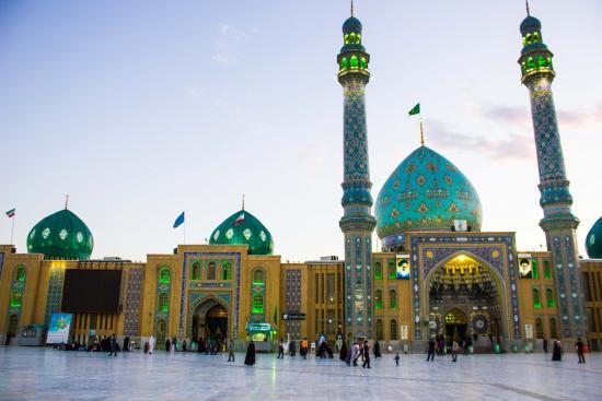 Tourist place in Iran