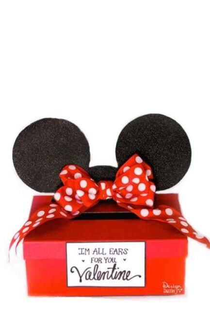 All I Have Is All Ears Box For Valentine