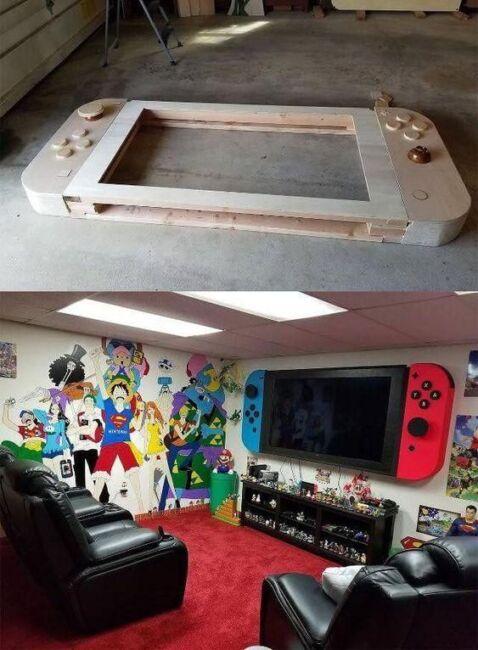 Epic massive Nintendo Switch
