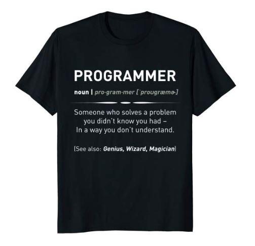 programmer definition shirt