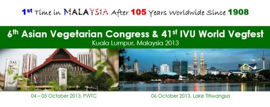 IVU World Veg Congress 2013