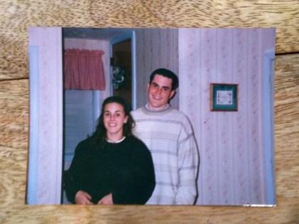 Bridget & Kenny - 19 years ago