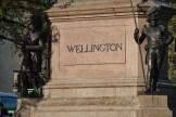 Wellington Close-up, Duke of Wellington Memorial - Hyde Park Corner