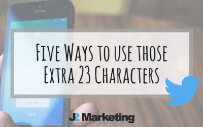Twitter Updates: 5 Ways to Use Those Extra 23 Characters