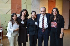 GOJoven Team and Inter-American Development Bank Team