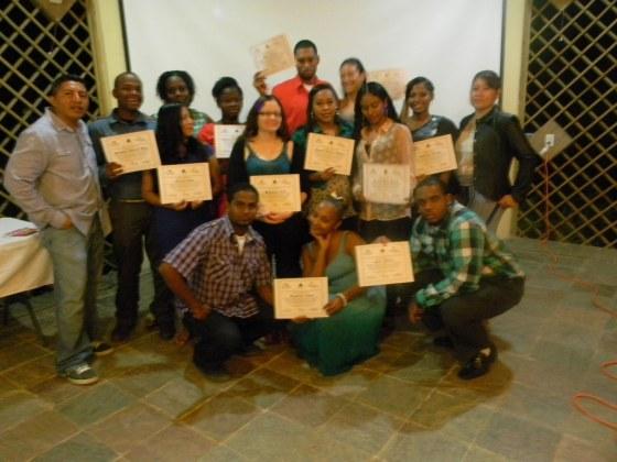 GOBelize graduates