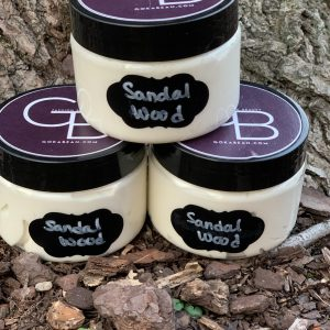 Sandalwood Whipped Body Butter