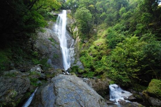Sendan-Todoro waterfall