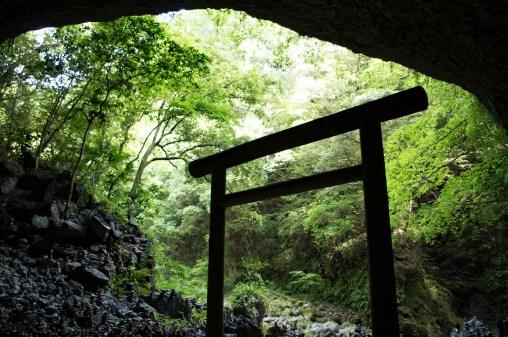 Amano Yasugawara shrine, Takaciho