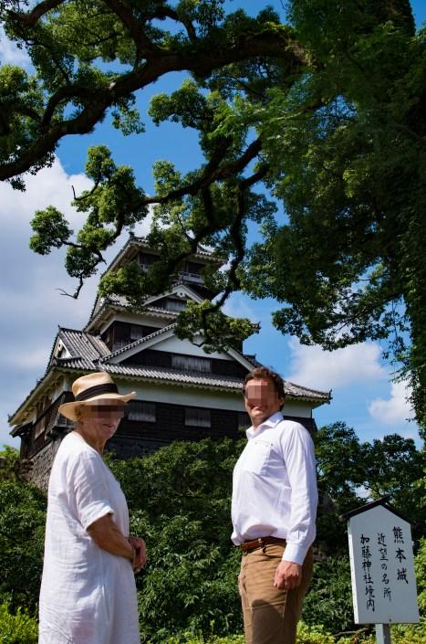 Uto Yagura watch tower,Kumamoto castle