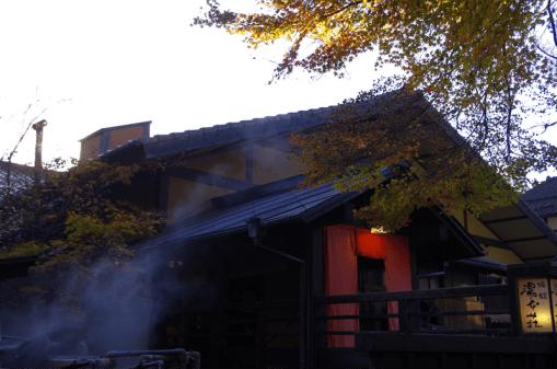 Ryokan at Kurokawa