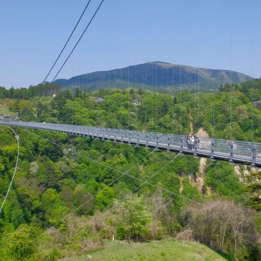 Kuju Yume suspension bridge