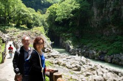 Takachiho gorge