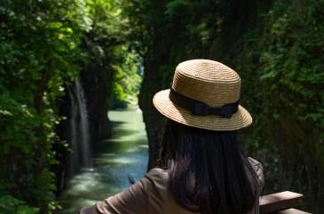 Manai waterfall, Takachiho gorge