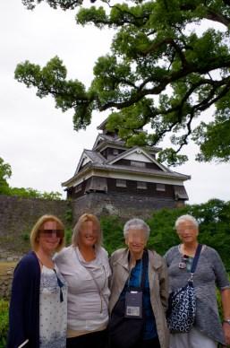 Uto turret, Kumamoto castle