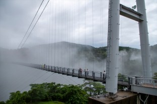 "Kuju ""Yume"" suspension bridge, Kuju"