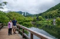 Lake Kinrinko, Yufuin