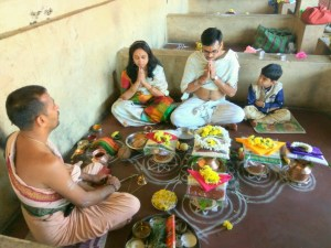 Gokarna puja Narayan bali