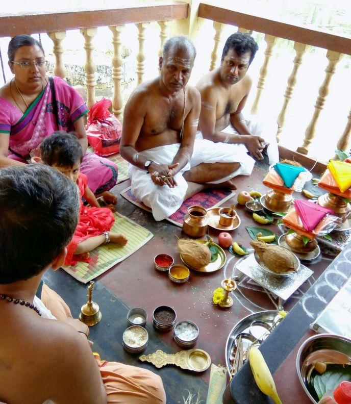 Narayan Bali Indiranagar Bangalore
