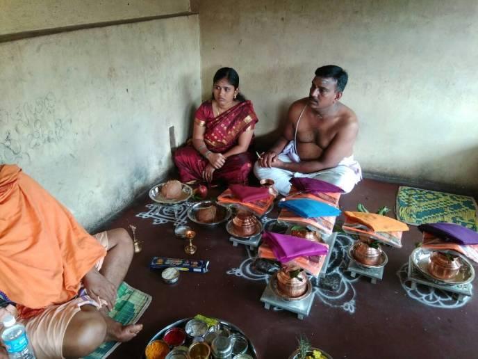 Narayan bali family from Mysore