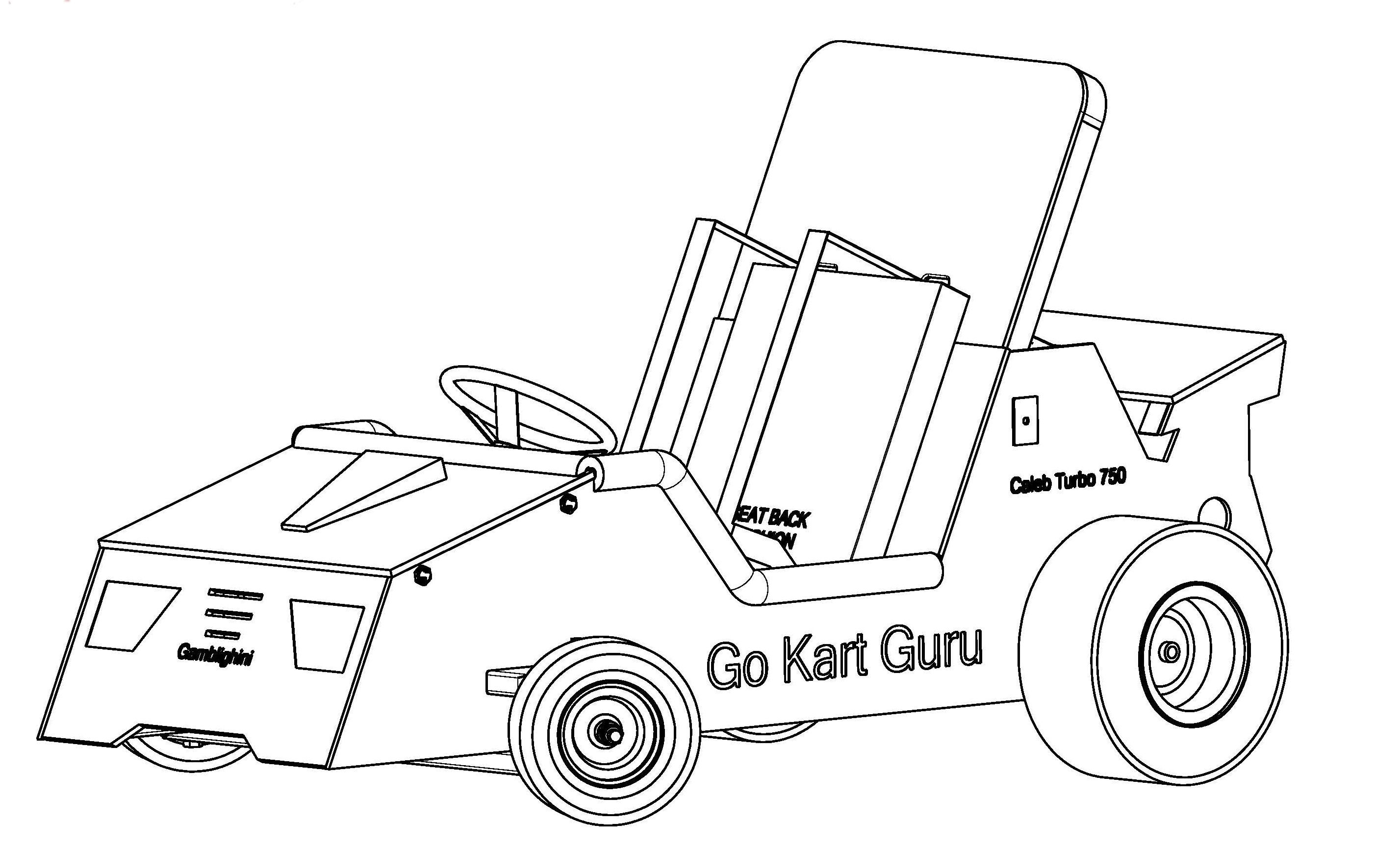 Instructions For Building Go Kart Frame