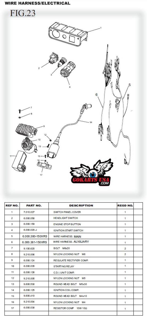 medium resolution of trailmaster 150 wiring diagram wiring diagram cdi unit for trailmaster gy6 150 buggy go karttrailmaster